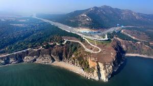 葫芦岛-兴城滨海游步道设计