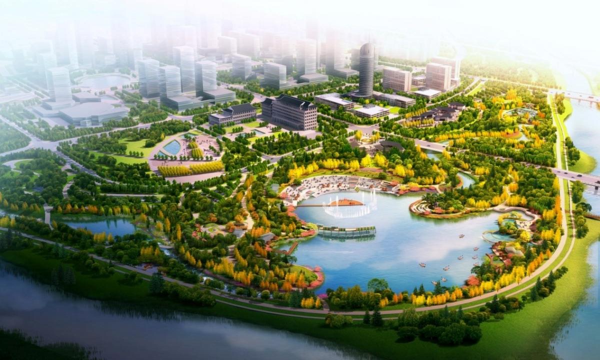所属分类:景观园林规划设计 项目地点:吉林省 设计单位:风景园林一所