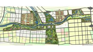延吉市新区景观规划设计
