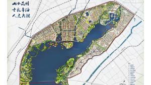 昆明市草海北片区绿化景观设计