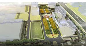 国家核电科研创新基地项目景观园林设计竞标