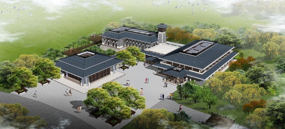 赤峰西山风景区景观概念规划设计