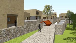 海东蚂蚁山公园建筑设计