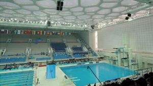 国家奥运游泳中心