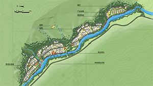 玉树县禅古村灾后重建规划