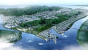 泛珠三角横琴经济合作区规划设计