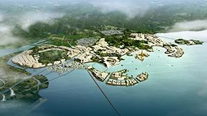 珠海市东部沿海地区总体发展概念规划