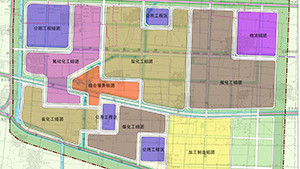 聊城化工新材料千亿产业园总体规划