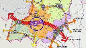 呼伦贝尔市城镇体系规划(2010年-2020年)