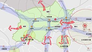 呼包鄂城市群规划(2010-2020)