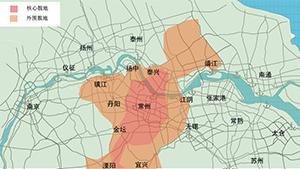 常州城市西翼交通枢纽地区发展策划规划