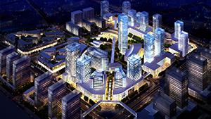 沪宁城际铁路常州站周边地区策划规划