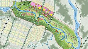 鄂尔多斯龙湾创意谷概念规划
