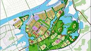 安徽省江南产业集中区总体发展概念规划及重点地段城市设计