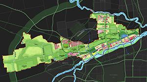 西咸新区-秦汉新城分区规划(2010-2020)