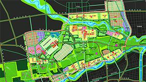 咸阳泾渭新区总体规划(2010-2030)招标