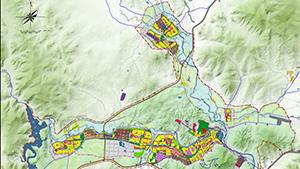 伊春市中心城总体规划(2009-2020)