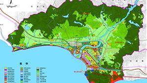 三亚市崖城镇总体规划(2008-2020)图片