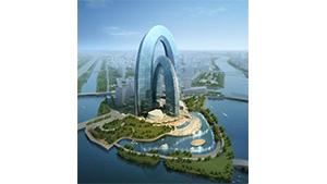 北京彩虹之门项目停车场设计顾问合同