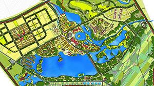 新疆香妃湖花卉庄园总体规划
