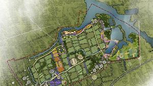 北京世界葡萄博览园概念规划暨会后利用规划