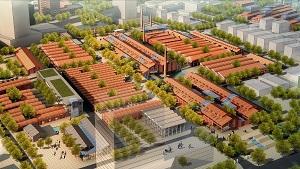 景德镇陶瓷文化产业园规划设计