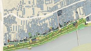 景德镇御窑景巷修建性详细规划与建筑设计