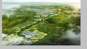 云南省曲靖市南盘江沿线区域保护利用规划设计