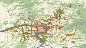 株洲城市景观风貌规划