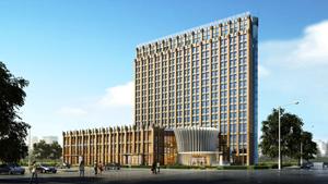 金字國際大酒店