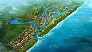 海口江东国际能源矿业合作产业园区