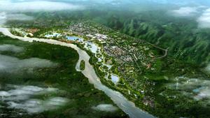 黄河假日城概念规划