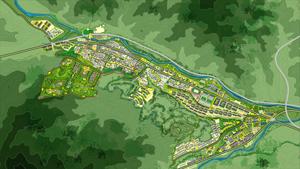 阜平县重点镇修建性详细规划(天生桥镇、龙泉关镇、平阳镇、砂窝镇、大台镇)