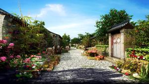 谷家营园艺小镇规划设计和建设开发方案研究