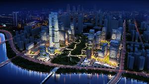 成都金融总部商务区三期河西片区十二宗地块建筑外观设计项目方案