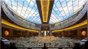 九华山佛文化展示中心室内照明