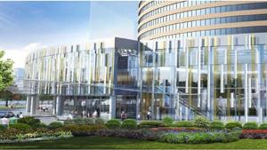 上海华亭宾馆装修改造施工图设计