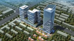 巴州矿业大厦二期概念方案设计