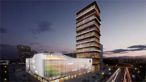 金福世贸二期概念方案设计