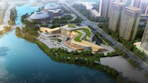 库尔勒滨河文化项目概念方案设计