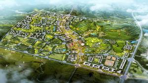 中国茶旅小镇概念规划