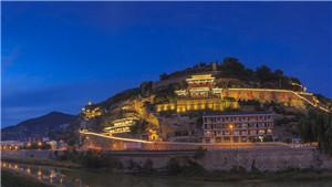 延安延河综合治理城区段两岸城市夜间文化旅游提升工程
