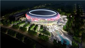 广州国际体育演艺中心照明设计
