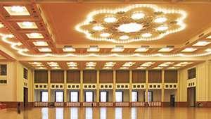 人民大会堂宴会厅改造