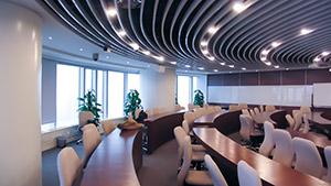 长江商学院教室改造