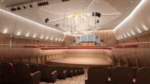 牡丹江文化中心音乐厅
