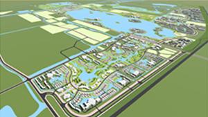 曹妃甸湿地文化旅游度假区控制性详细规划
