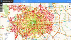 基于多源数据的社区人居环境质量评估暨可视化展示平台