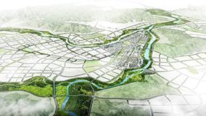 宁国市城市滨水绿地景观规划