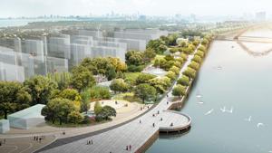 德阳门户、旌湖两岸与城市主干道提档升级规划设计方案